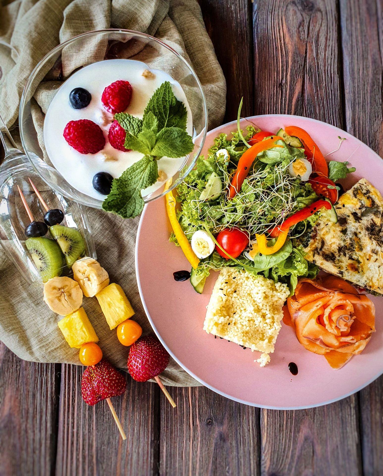 Завтрак №2 правильное питание нутрициологи Pinzeria by Bontempi Итальянский ресторан Волгоград пицца заказать
