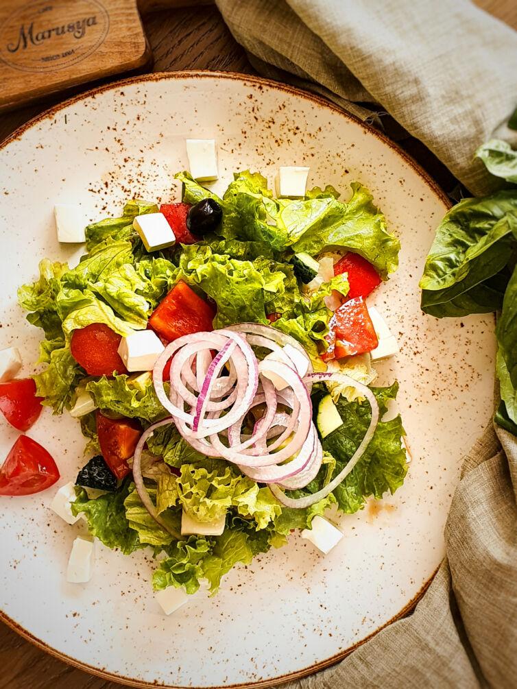 Салат «Большой Греческий»